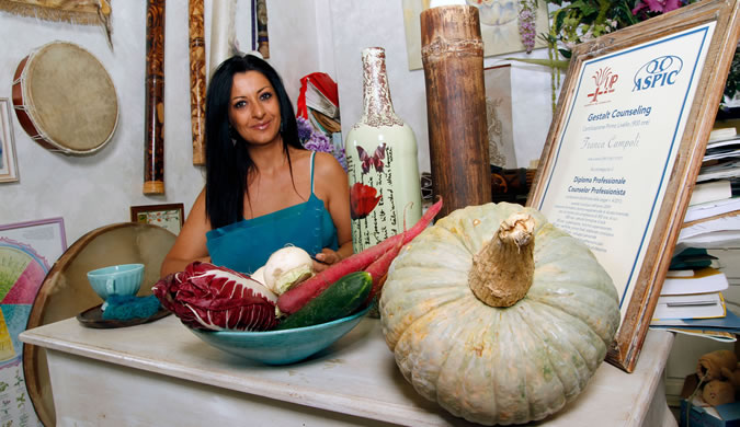Franca Campoli counselor