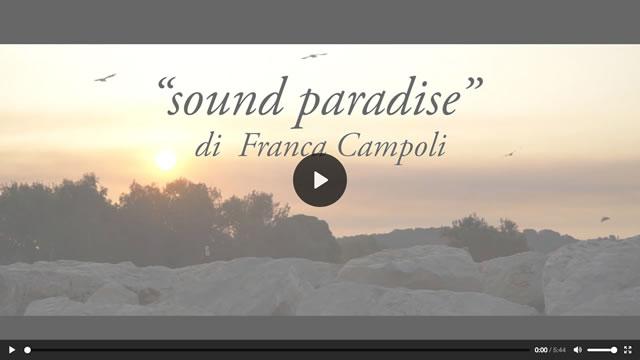 Sound Paradise di Franca Campoli